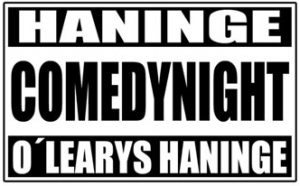 Haninge Comedy Night @ O'learys Haninge Centrum